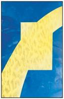 38- Bleu et jaune